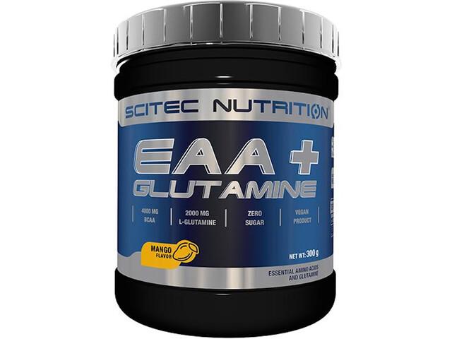 SCITEC EAA+Glutamine Polvo 300g, Mango